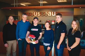 Rousseau – NASCAR Pinty's Series